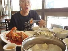 上海レストランにて