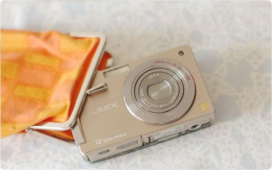 Q.ブログの写真撮影に使用しているカメラを教えて下さい