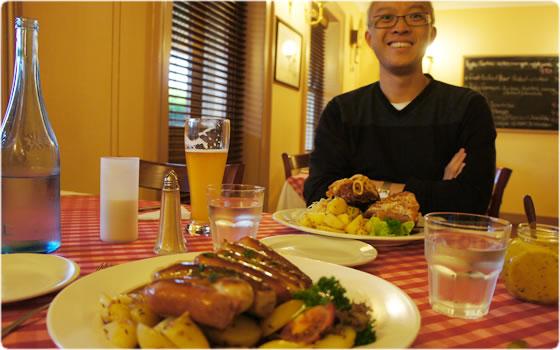 オーストリア料理や