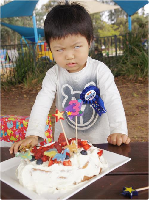 お友達と誕生日パーティ!