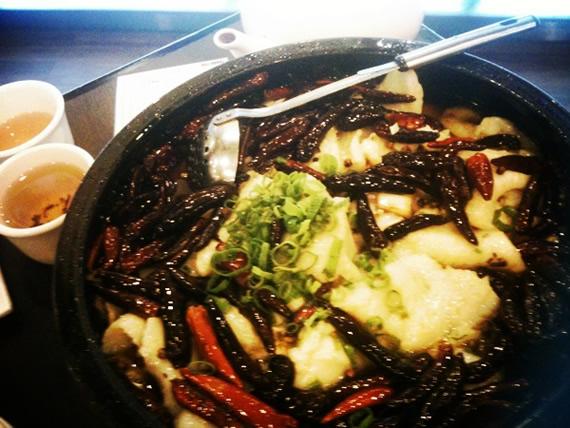 モダンな雰囲気で上海料理 Taste of Shanghai