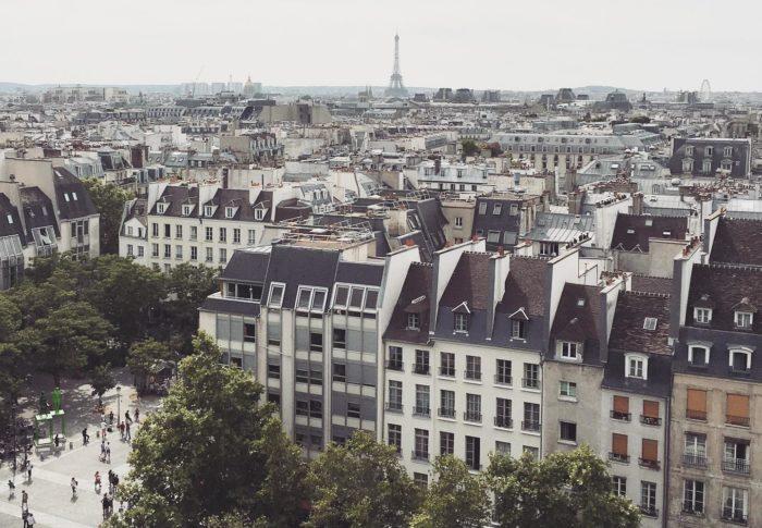 パリでの再会から